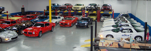 Photo of Old Brock Muscle &Classic Car Warehouse