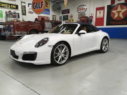 Photo of 2017 Porsche Carrera