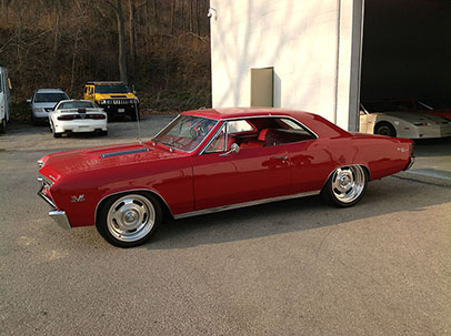 Photo of 1967 Chevrolet Chevelle  SS Pro Touring Coupe