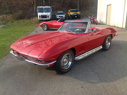 Photo of 1967 Chevrolet Corvette 327 V8 350HP 4 SPEED
