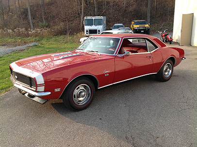 Photo of 1968 Chevrolet Camaro RS SS