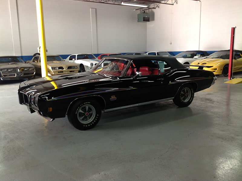 1970 Pontiac Gto Judge Convertible For Sale