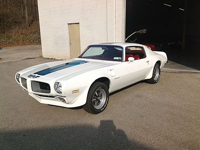Photo of 1970 Pontiac Trans AM 400 Ram Air 3