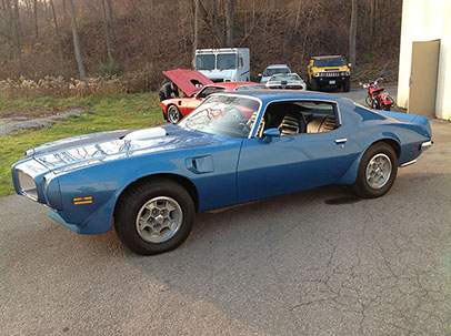 Photo of 1972 Pontiac Trans AM 455 High Output