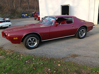 Photo of 1973 Pontiac Formula 455 SD