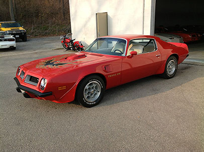 Photo of 1974 Pontiac Trans AM  SD 455