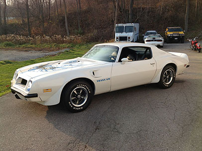 Photo of 1974 Pontiac Trans AM 455 Super Duty