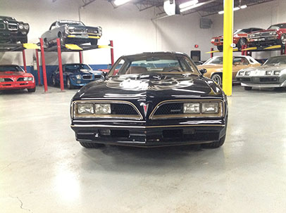 Photo of 1978 Pontiac Trans AM SE T TOPS