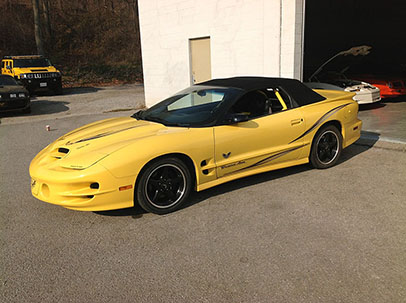 Photo of 2002 Pontiac Trans AM COLLECTOR ED.