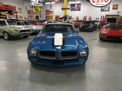 Photo of 1971 Pontiac Trans AM 455 HO