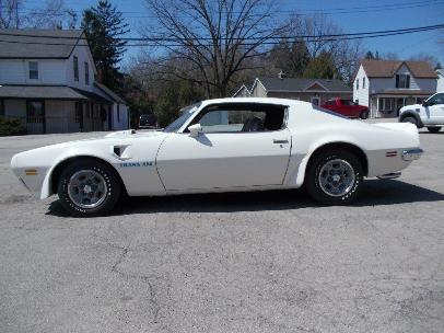 Photo of 1973 Pontiac Trans AM SuperDuty
