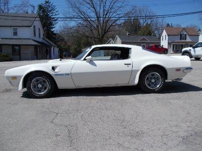 Photo of 1973 Pontiac Trans AM SuperDuty