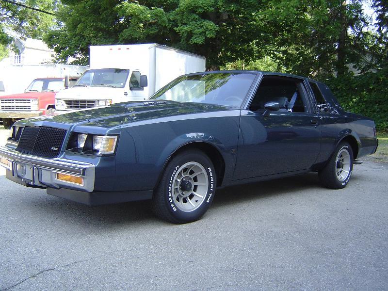 buick turbo t regal 1987 for sale autos post. Black Bedroom Furniture Sets. Home Design Ideas