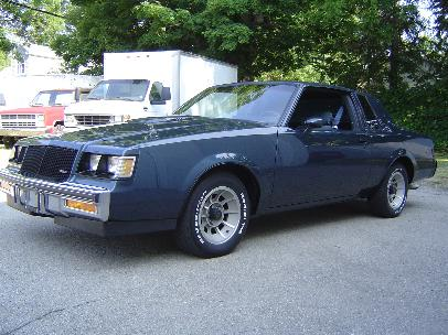 Photo of 1987 Buick Regal T-Type