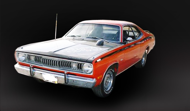 1972 Plymouth Duster 340 photo