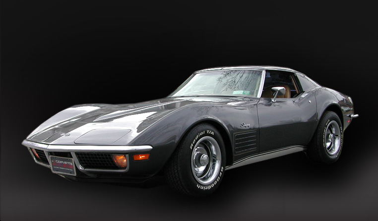 1978 Corvette photo
